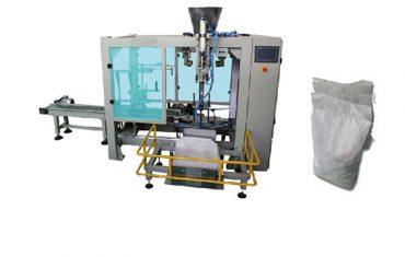 Máquina de embalagem de saco de boca aberta ajustável de 10-50 kg