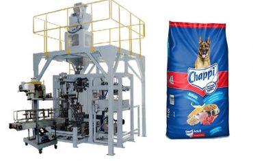 Máquina de embalagem grande do saco dos alimentos para animais de estimação 15Kg