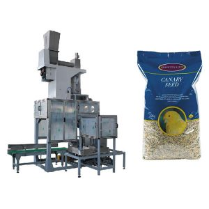 20 kg Seed Open Mouth Bagging & Saco De Enchimento De Escalas De Grãos Automáticos Sacos Grandes Máquina De Embalagem
