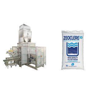 Máquina de embalagem grande do saco do zeolite 20kg com máquina da selagem
