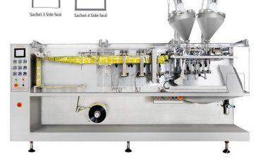 Saco de pó 30g forma horizontal preencher e selar máquina de embalagem