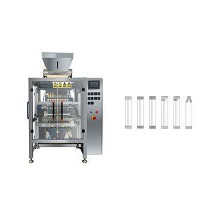 8 linha multi linha saquinho vara máquina de embalagem de açúcar