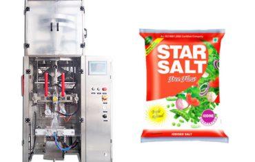 máquina de embalagem automática de sal de 1 kg