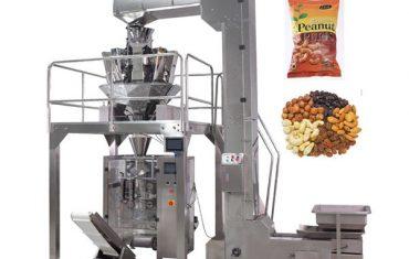 máquina automática da embalagem dos amendoins das porcas do feijão do saco