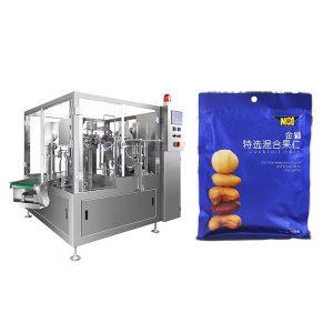 Máquina de empacotamento de enchimento automática da selagem para o pó ou o sólido contínuo