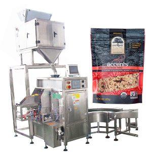 Máquina Automática de Enchimento e Selagem para Café em Pó