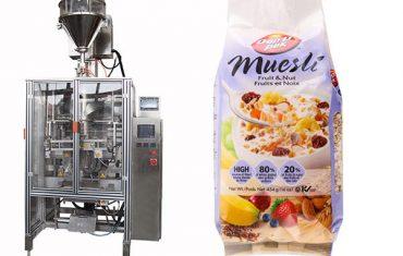 máquina de empacotamento automática do pó do alimento