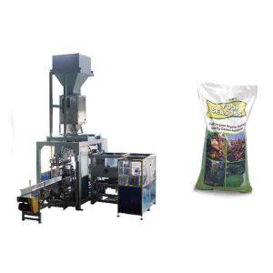 Máquina de embalagem química automática do adubo dos sacos grandes da grão 50kg