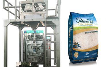 Máquina de embalagem automática dos grânulos 1-5kg