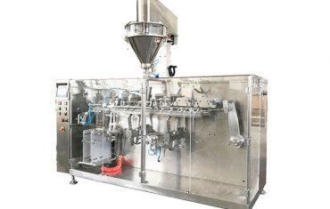 máquina de empacotamento pré-fabricada horizontal automática do pó