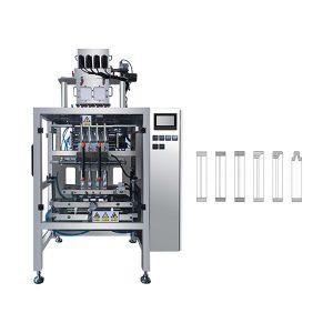 Multi máquina de embalagem automática do pó da vara do saquinho da pista para o café, leite