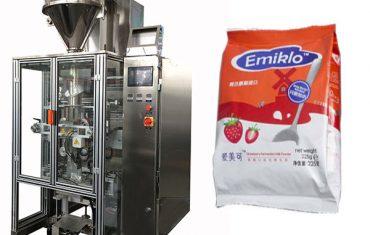 máquina de embalagem automática em pó