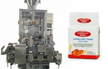 máquina de empacotamento a vácuo automática do fermento em pó