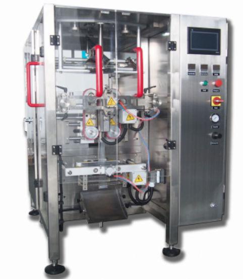 Máquina automática de formação de enchimento-selagem