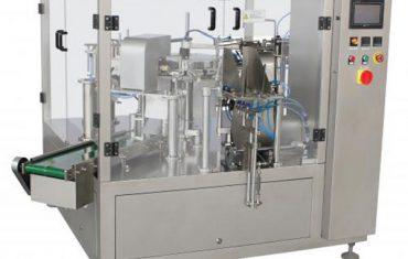 grande máquina de embalagem rotativa saco zg6-350