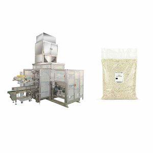 O trigo mourisco lasca-se máquina de embalagem grande do saco