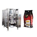 máquina de empacotamento do selo da suficiência do formulário do saco quad do café