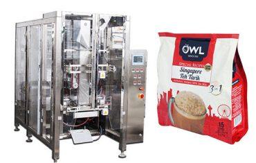 máquina de embalagem automática do pó do café da válvula de desgaseificação