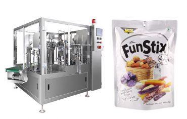 máquina de embalagem de malote de grãos