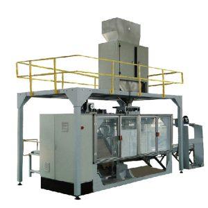 A máquina de embalagem alta da automatização, enchimento grande do saco do pó e linha de selagem, fácil opera-se