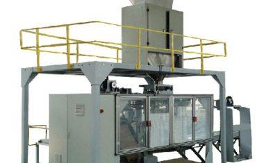 máquina de ensacamento de fertilizante máquina de embalagem de saco de tecido