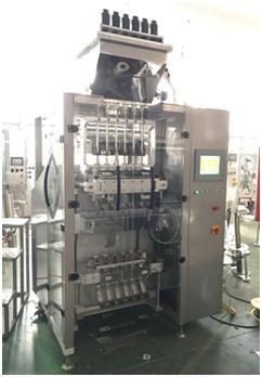 Máquina de embalagem da vara do café instantâneo
