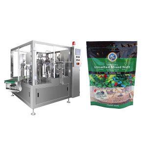 Máquina de embalagem de saco rotativo inteligente