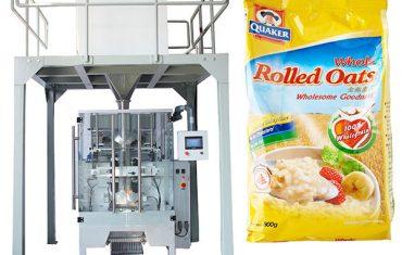 Máquina de embalagem automática de farinha de aveia