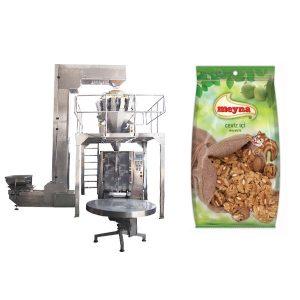 máquina de embalagem vertical nuts