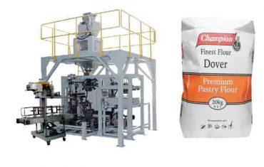 máquina de ensacamento automática para a máquina de embalagem da farinha 20kg