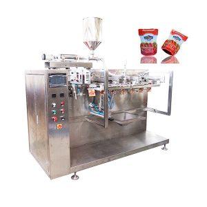 Máquina de embalagem de ketchup de malote pré-fabricado