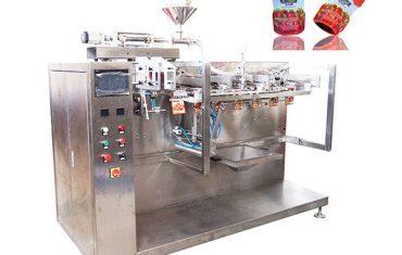 máquina de embalagem de ketchup pré-fabricada