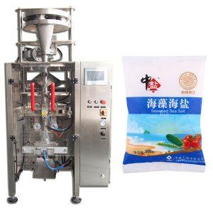 Máquina de embalagem de sal