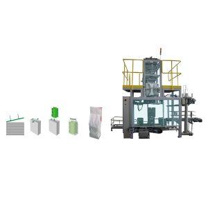 Saco de Embalagem Secundária Na Máquina de Embalagem de Saco polywoven