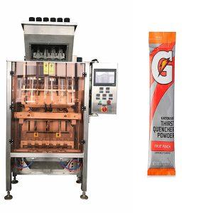 Saquetas Pequenas Powde Multi-Line Packing Machine