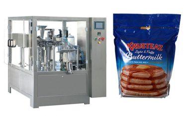 máquina de embalagem do malote premade do zíper de pé