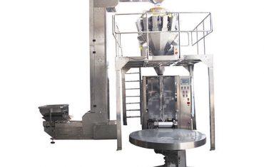 máquina de embalagem de vffs com multi-cabeças weigher