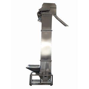 Elevador vertical da cubeta