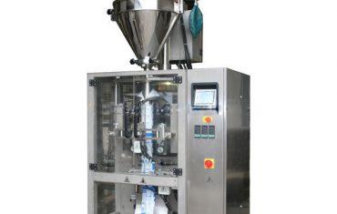 máquina vertical do selo da suficiência do formulário com o enchimento do pó do eixo helicoidal