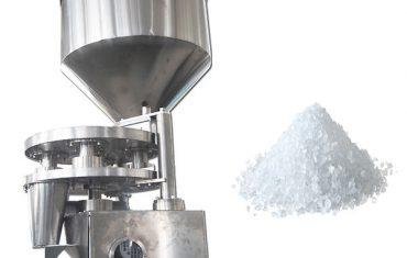 copo volumétrico dosando máquina de enchimento de alimentos, doseador