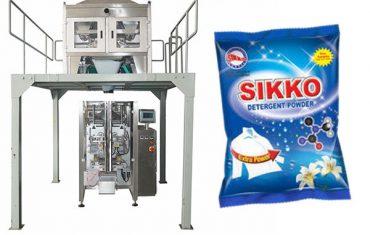 Máquina de empacotamento do pó de lavagem 100g-5kg