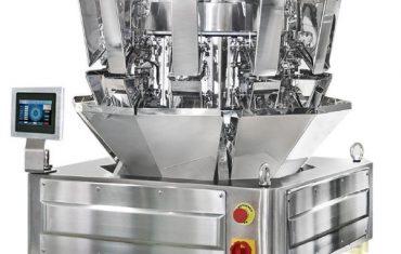Máquina de embalagem do balde multihead zm10d16