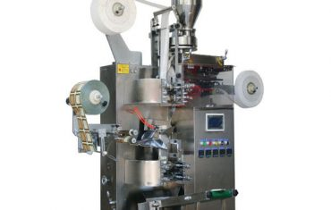 zt-18 máquina de embalagem automática de saquinho de chá (com tag e papel exterior)