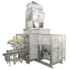 Máquina de embalagem de alimentação de saco automático ZTCK-25, Máquina de embalagem de saco de tecido