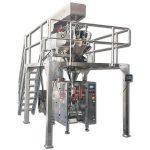 Embaladora vertical zvf-200 e sistema de dosagem em escala 10head
