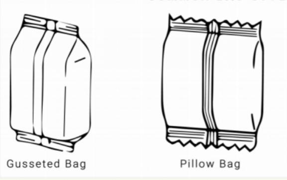 tipo de sacola