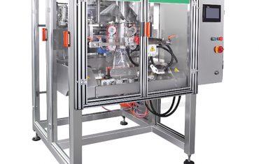 máquina de embalagem vertical de movimento contínuo